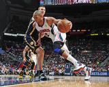 Apr 27  2013  Indiana Pacers vs Atlanta Hawks (Game Three) - Al Horford  Tyler Hansbrough