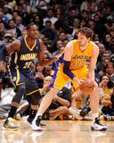 Jan 28  2014  Indiana Pacers vs Los Angeles Lakers - Pau Gasol