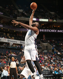 Feb 19  2014  Detroit Pistons vs Charlotte Bobcats - Al Jefferson