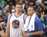 Mar 18  2014  Orlando Magic vs Golden State Warriors - David Lee  Stephen Curry