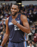 Jan 4  2014  Charlotte Bobcats vs Sacramento Kings - Al Jefferson