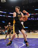 Mar 21  2014  Washington Wizards vs Los Angeles Lakers - Pau Gasol
