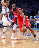 Apr 24  2013  Houston Rockets vs Oklahoma City Thunder (Game Two) - Thabo Sefolosha  James Harden