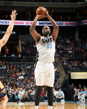 Feb 21  2014  New Orleans Pelicans vs Charlotte Bobcats - Al Jefferson