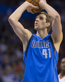 Mar 16  2014  Dallas Mavericks vs Oklahoma City Thunder - Dirk Nowitzki