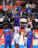 Mar 22  2014  Detroit Pistons vs Los Angeles Clippers - Andre Drummond