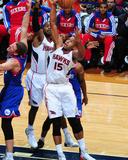 Nov 15  2013  Philadelphia 76ers vs Atlanta Hawks - Al Horford