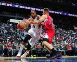 Dec 4  2013  Los Angeles Clippers vs Atlanta Hawks - Al Horford
