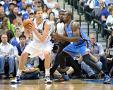 Mar 25  2014  Oklahoma City Thunder vs Dallas Mavericks - Dirk Nowitzki