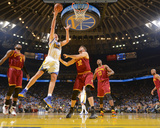 Mar 14  2014  Cleveland Cavaliers vs Golden State Warriors - David Lee