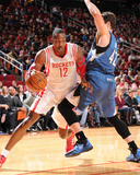 Nov 23  2013  Minnesota Timberwolves vs Houston Rockets - Dwight Howard  Kevin Love