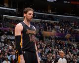 Feb 28  2014  Sacramento Kings vs Los Angeles Lakers - Pau Gasol