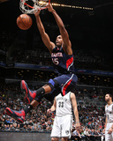 Mar 17  2013  Atlanta Hawks  vs Brooklyn Nets - Al Horford