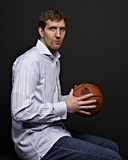 NBA All-Star Portraits 2014: Feb 14 - Dirk Nowitzki
