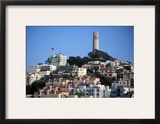 Coit Tower  San Francisco  CA