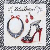 Zebra Devine