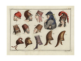 Classical Hats and Bonnets