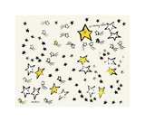So Many Stars, c. 1958 Giclée par Andy Warhol