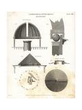 Designs for a Rotative Roof for an Astronomical Telescope