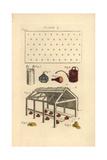 Gardening Equipment  Circa 1800