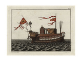 Queen Cleopatra's Barge