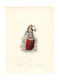 Greek Dancing Girl  1827
