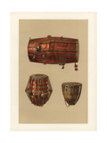 Indian Percussion Instruments: Tabla  M'Ridang and Nahabat