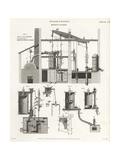 James Watt's Single-Acting Steam Engine  18th Century