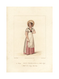 Frances Copeland in Maid or Wife  1822