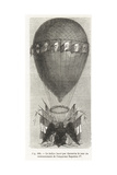Balloon Launched by Garnerin on the Coronation of Napoleon