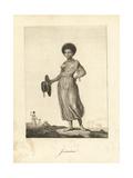 Joanna  a Mulatto Slave Who Became Stedman's Wife
