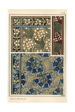 Lily of the Valley in Art Nouveau Patterns