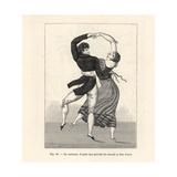 La Sauteuse  a Dance Popular Circa 1800
