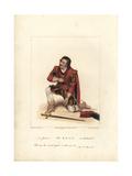 Edmund Kean in Richard III  1822