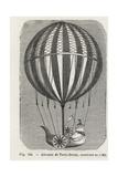Pierre Testu-Brissy's Manned Balloon  Built in 1785