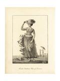 Female Quadroon Slave of Surinam