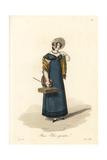 Student Painter  Paris  Early 19th Century