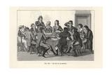 The Game of Roulette  Circa 1800  Paris