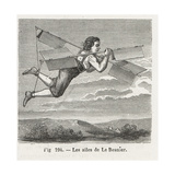 Le Besnier and His Flying Wings of Wood and Muslin