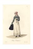 Dressmaker  Paris  Early 19th Century