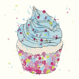 Candy Cupcake II
