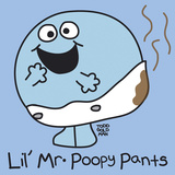 Lil Mr Poopy Pants