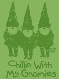 Chillin With My Gnomies