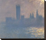Houses of Parliament  Sunlight Effect (Le Parlement  effet de soleil)  1903