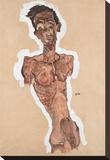 Nude Self-Portrait