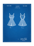 Vintage Bathing Suit Patent 1940