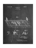Vintage Electric Football Game Patent