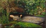 Ophelia  ca 1851