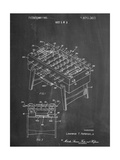 Foosball Table Patent