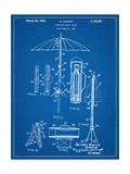 Vintage Beach Umbrella Patent1937